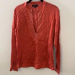 Day Birger et Mikkelsen Cotton Tunic Top
